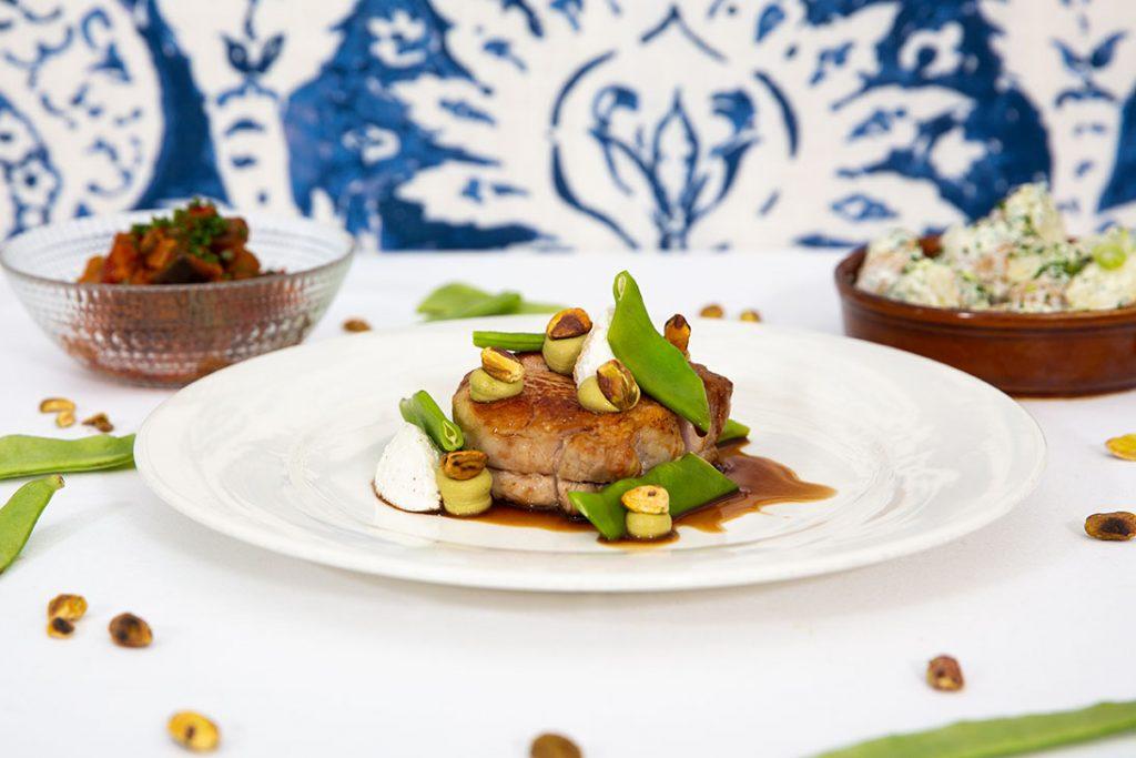 Main Course - Phoenix Restaurant