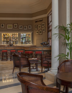 The Club Bar at The Phoenicia Malta