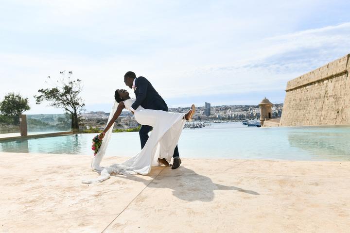 Weddings at The Phoenicia Malta
