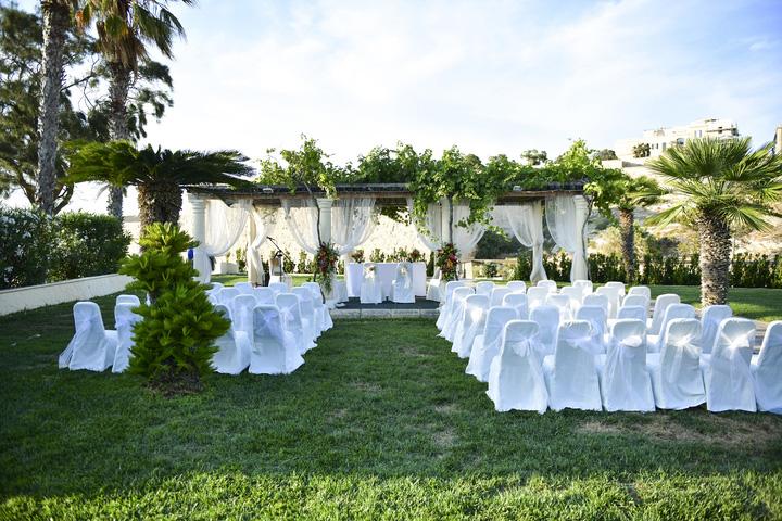 Wedding Ceremony at The Phoenicia Malta - The Gazebo