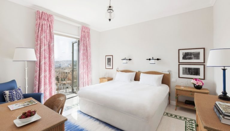 Guest Room at The Phoenicia Malta