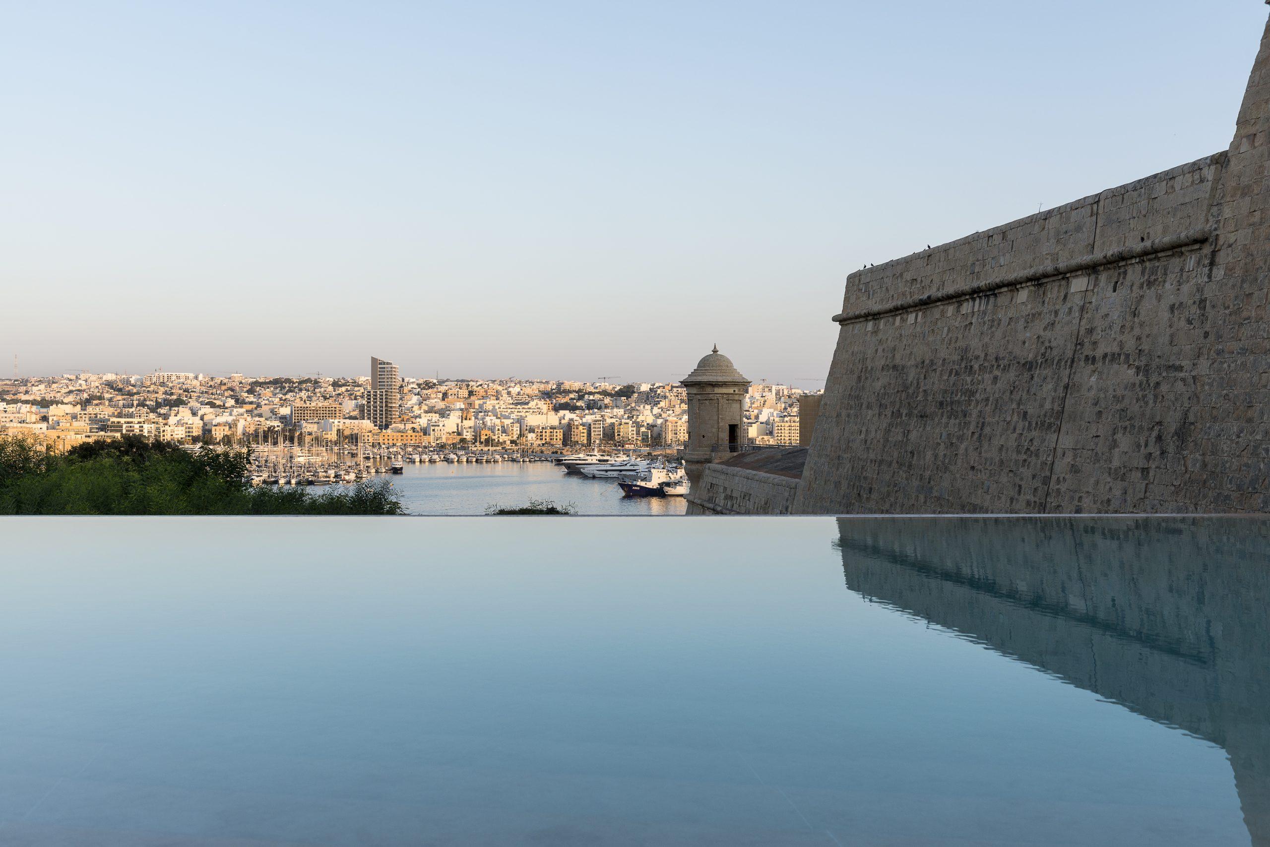 Homepage - Five Star Hotel - The Phoenicia Malta
