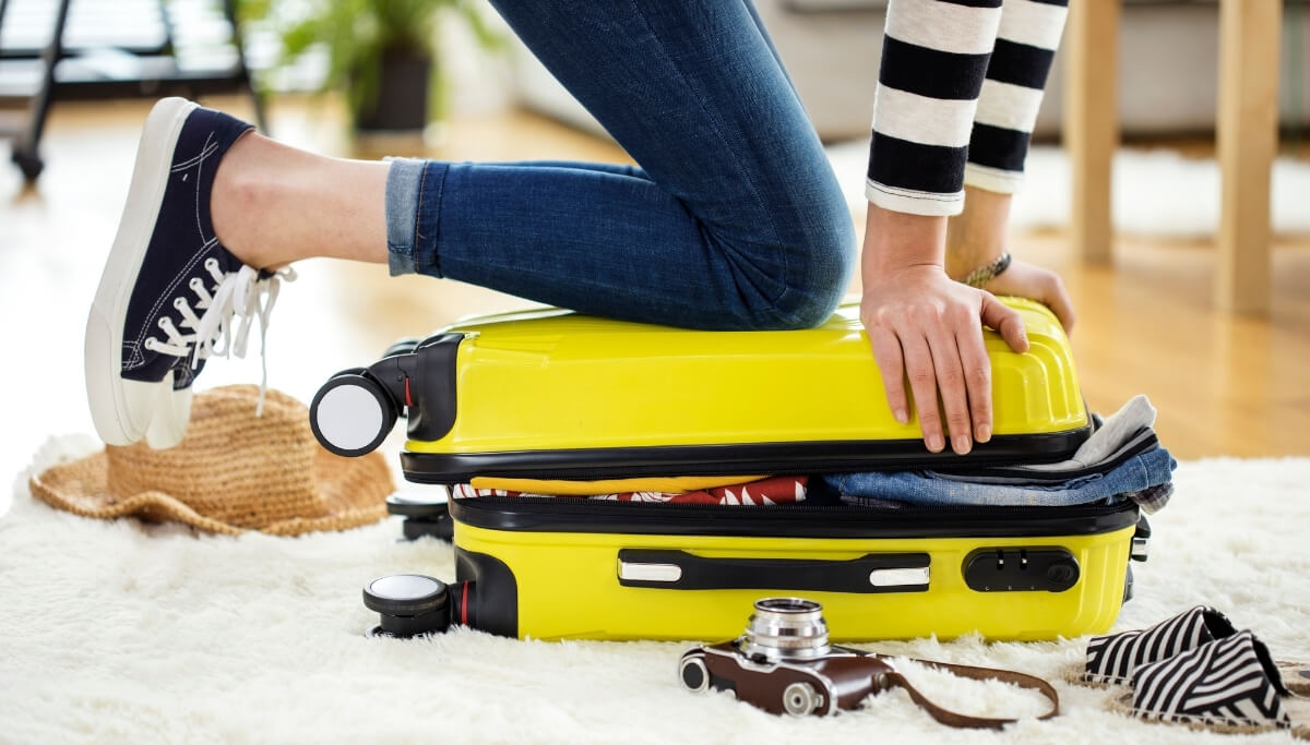 5 Tips to Better Pack Your Suitcase
