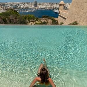 Bastion Pool - The Phoenicia Malta