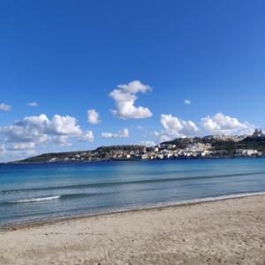 Ghadira Bay Malta