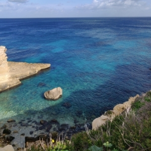Mediterranean Sea in Malta