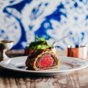 Phoenix Restaurant - Beef Wellington