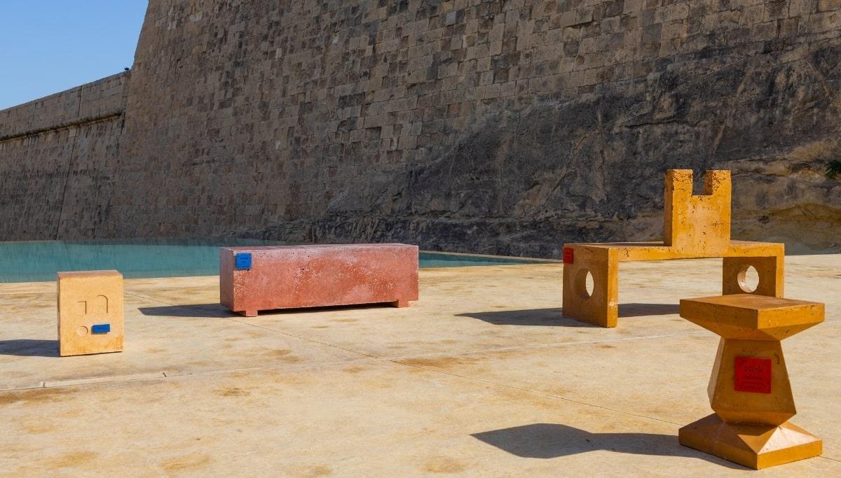 Sorgi by Anna Horvath - Artist in Residence - The Phoenicia Malta