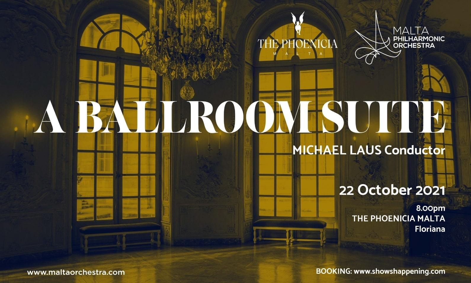 A Ballroom Suite - Malta Philharmonic Orchestra
