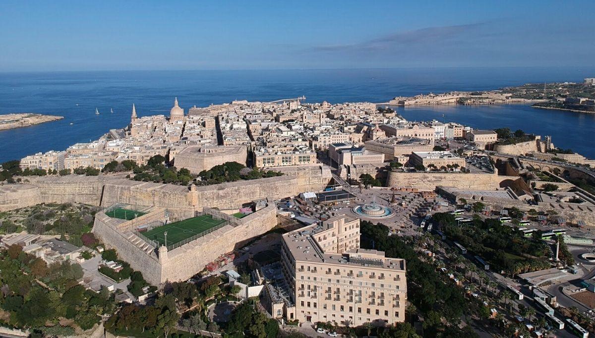 Valletta - Malta's Capital City