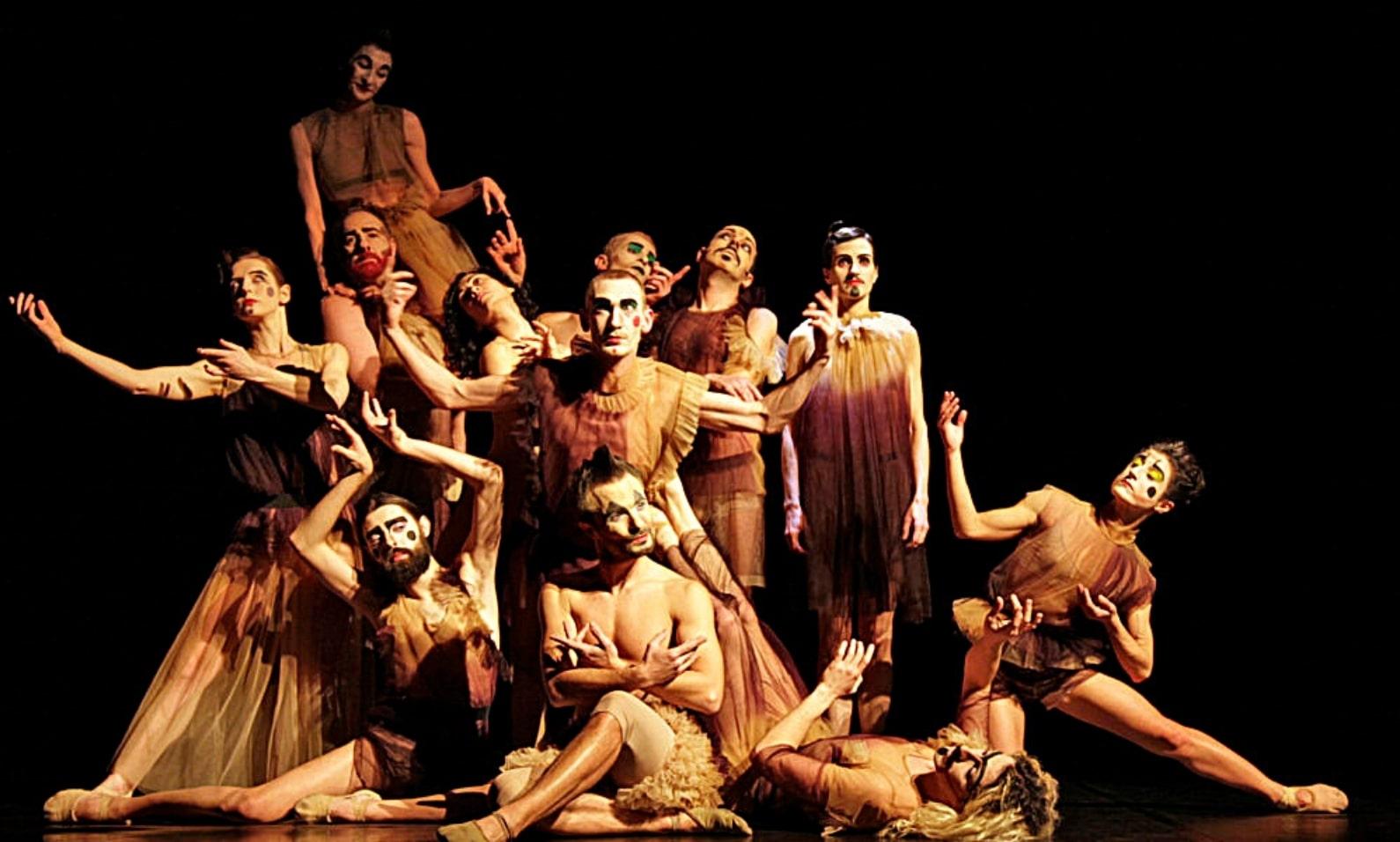 Weaving Chaos - Teatru Manoel - Malta